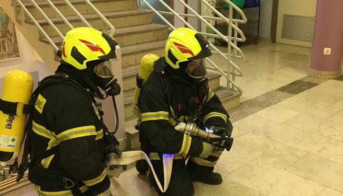Vježba evakuacije u Osnovnoj školi Tar-Vabriga