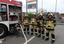 Požar u Kauflandu